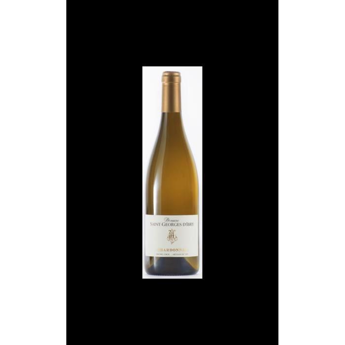 Domaine Saint Georges d'Ibry, cuvée Chardonnay futs Blanc