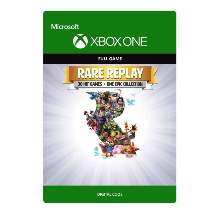 Rare Replay Edition Complète Jeu Xbox One à télécharger