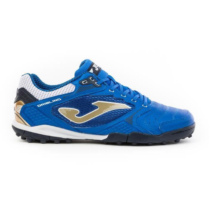 Chaussures de football Joma Dribling Turf 2034 ORO - bleu royal - 46