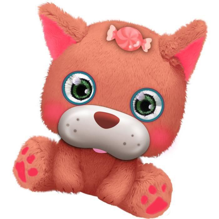 SPLASH-TOYS - Peluche Sweeties chien - 18 cm