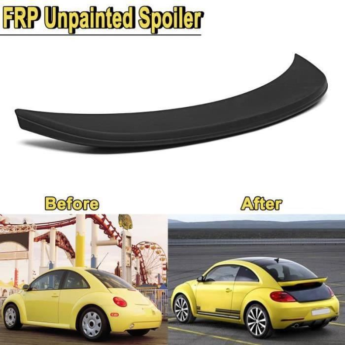 GM30750-Lèvre De Spoiler Aileron Becquet Arrière Pour Volkswagen VW Beetle 2012