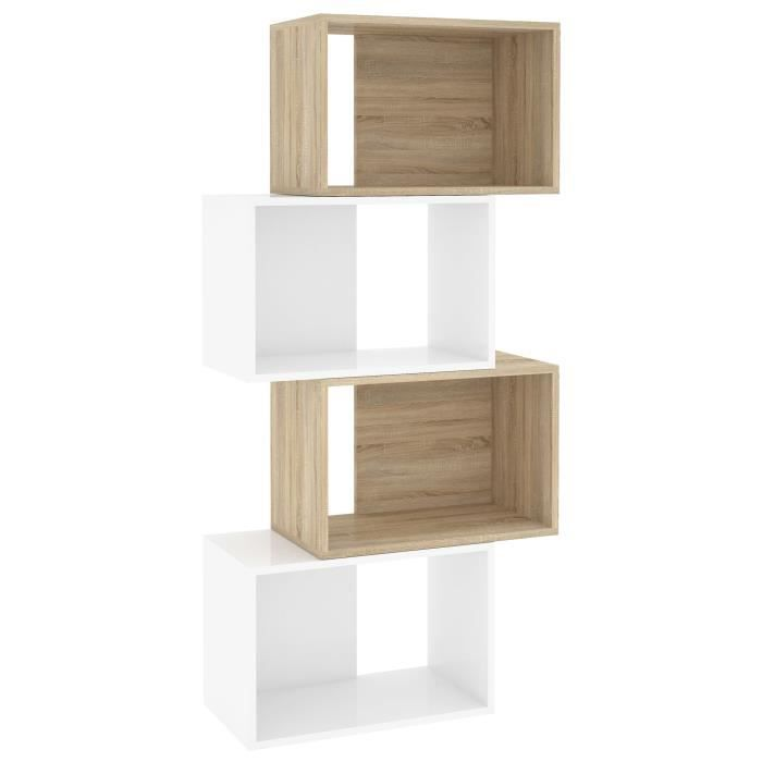 Shape biblioth que 4 cases achat vente biblioth que shape biblioth que 4 - Bibliotheque 6 cases ...