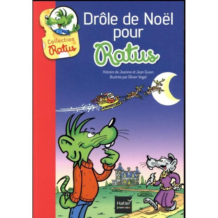 Livre Drole De Noel Pour Ratus Achat Vente Livre Parution Pas Cher Cdiscount