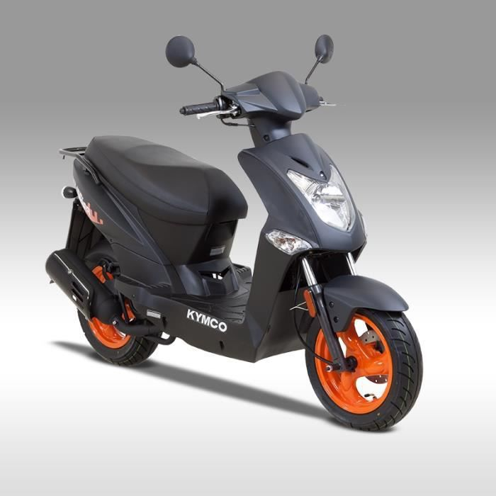 kymco agility 50cc fr 2t noir mat achat vente scooter kymco agility 50cc fr 2t no cdiscount. Black Bedroom Furniture Sets. Home Design Ideas