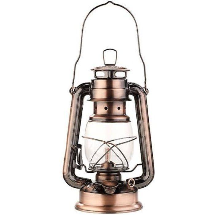 Vendu /à lunit/é Lampe A Huile CYLINDRIQUE Grand MODELE Dimensions 10 X 8 CM Peri GLASS