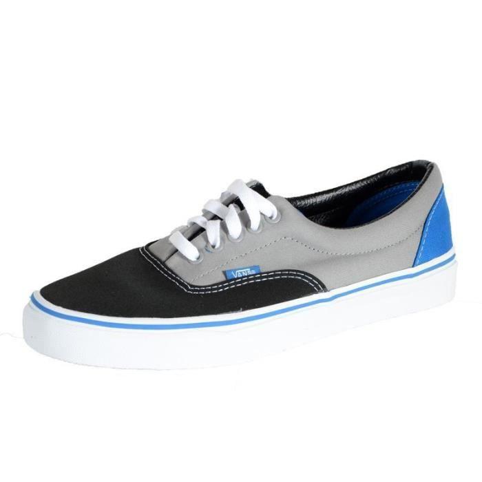 vans bleu et gris