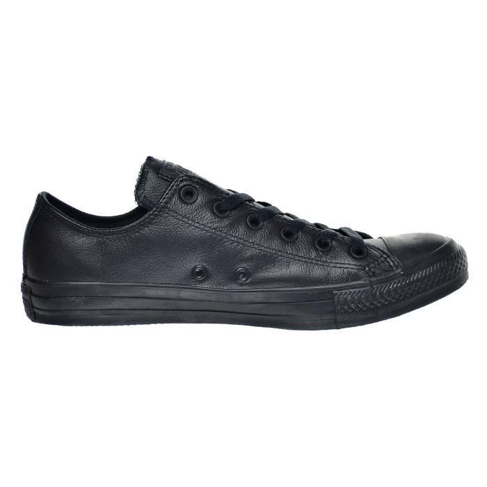 CONVERSE Chuck Taylor All Star Ox Chaussures Noir Mono 135253c ...