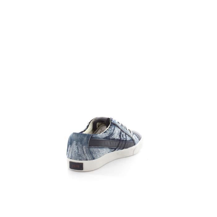 DIESEL SNEAKERS Homme DENIM, 45