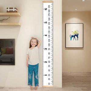 enfants Croissance Toise Tableau Hauteur Tableau Art r/ègles /à suspendre pour enfants Chambre /à coucher Chambre Tableau de la croissance des enfants A