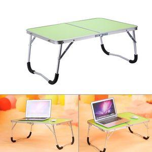 MEUBLE INFORMATIQUE Table pliable et multifonctionnelle  Table pour l'