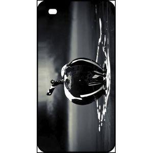 COQUE - BUMPER Coque apple iphone 4s apple black