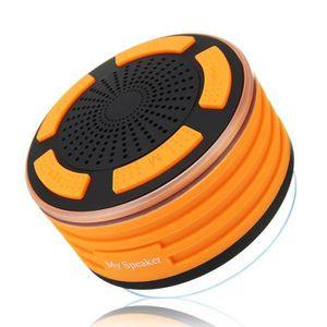 ENCEINTE NOMADE SHAN NEUFU Enceinte Bluetooth Flotte Étanche Vento