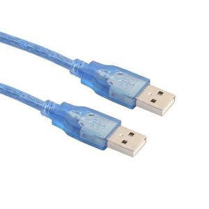 CÂBLE INFORMATIQUE 0,3 mètre USB 3.0 mâle à mâle Cuivre ligne Câble D