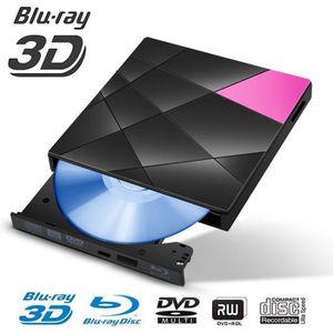 LECTEUR - GRAVEUR EXT. Lecteurs Graveurs Externes Blu-ray USB 3.0 de BD/C