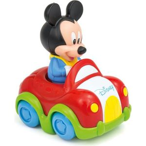 VOITURE - CAMION CLEMENTONI Disney Baby  - Voiture Musicale Mickey