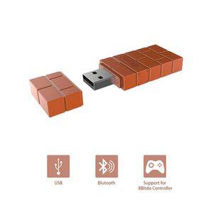 ADAPTATEUR MANETTE Adaptateur Bluetooth sans fil USB pour 8Bitdo PS3