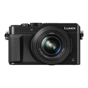APPAREIL PHOTO COMPACT PANASONIC Lumix DMC-LX100 Noir 12.68MP Appareil ph