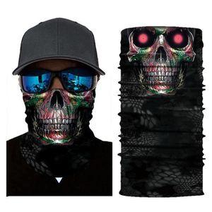 CAGOULE - TOUR DE COU Impression numerique 3D mask serie masque sauvage