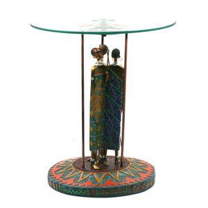 TABLE D'APPOINT Table d'Appoint - Massaï