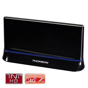 ANTENNE RATEAU THOMSON 00131917 - Antenne intérieure HDTV LTE / 4