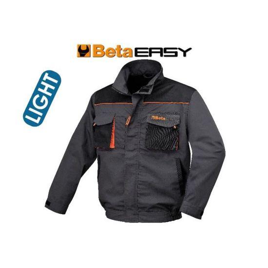 Beta 078690904 7869E Veste de travail l/ég/ère Taille XL