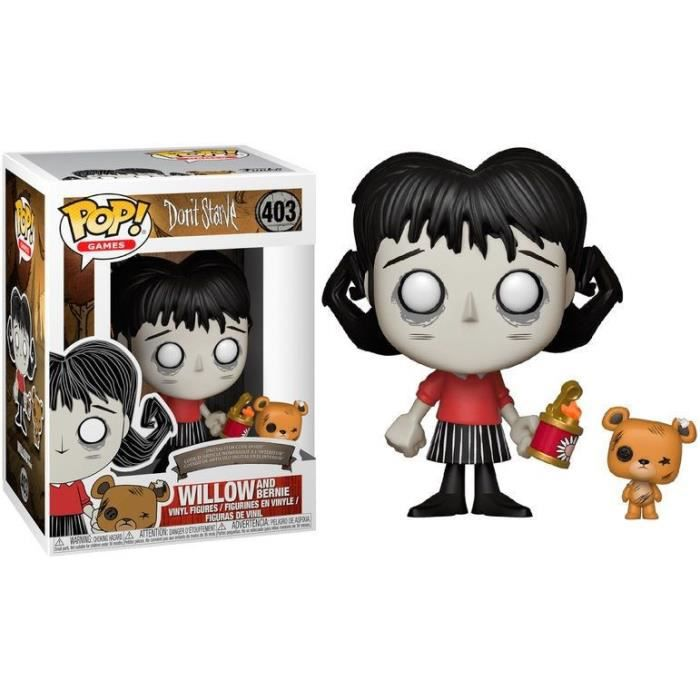Figurine Funko Pop! Don't Starve: Willow & Bernie