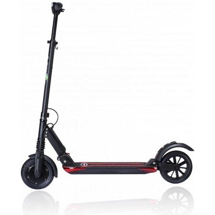 Trottinette électrique E-TWOW Booster V Confort Noire Vitesse Bridée 25km/h - Référence : BOOSTV.1
