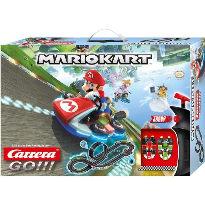 Circuit électrique Carrera Go!!! Nintendo Mario Kart
