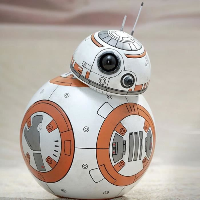 BB-8 Star War La Force Awakens Robot Modèle Tumblr figurine 11.5x6.7x15cm