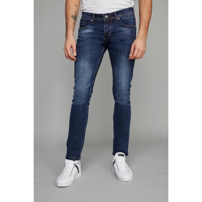 Jeans & Pantalons REDSKINS - Jeans HAMMON PEACHER