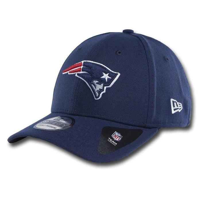 New Era Homme Casquettes / Casquette Flex Fitted Team Poly New England Patriots 9Fifty
