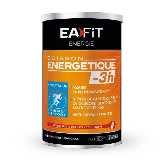 EAFIT Boisson énergétique -3H - Frui