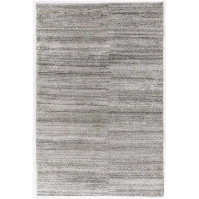 tapis sejour uni look 429 gris 200x300 par look tapis. Black Bedroom Furniture Sets. Home Design Ideas