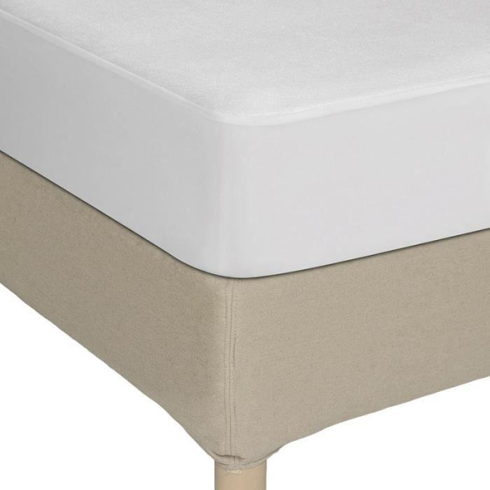 PROTÈGE MATELAS  Protège matelas - Imperméable, absorbant et anti-a