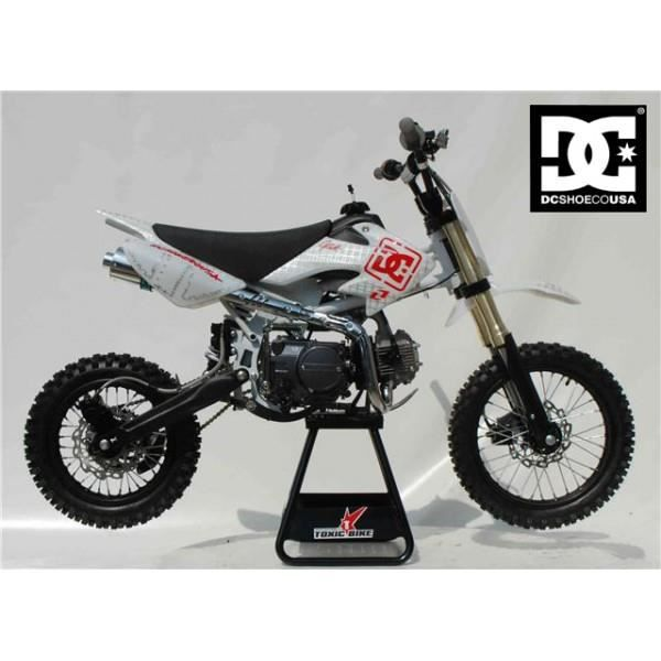 pit bike dirt bike 125 bastos dcshoes 2015 achat vente moto pit bike dirt bike 125 bas. Black Bedroom Furniture Sets. Home Design Ideas