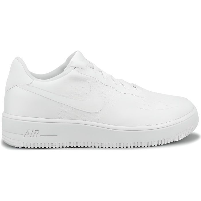 air force 1 fille blanche