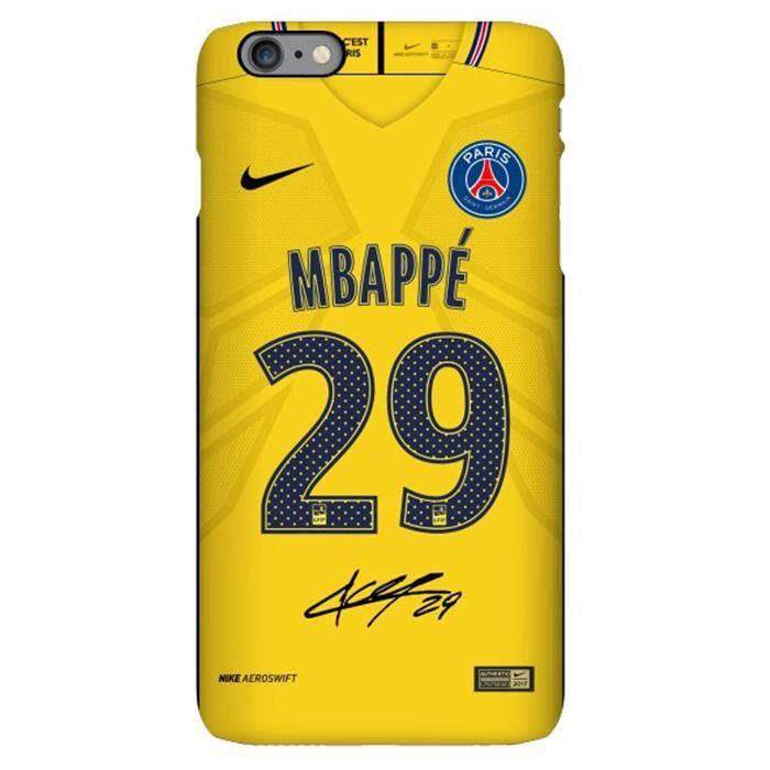 coque apple jaune iphone 6s