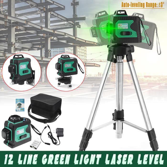 Argent Alliage D/'aluminium Niveau laser Adaptateur de trépied pour niveau laser kit