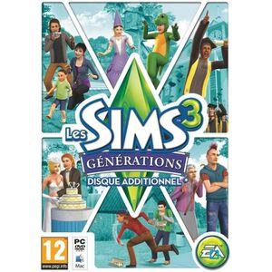 JEU PC Sims 3 Jeu PC