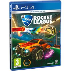 JEU PS4 Rocket League Edition Collector Jeu PS4