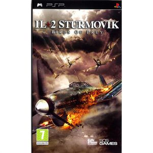 JEU PSP Il2 Sturmovik Birds Of Prey Jeu PSP