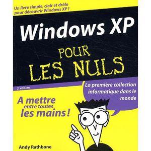AUTRES LIVRES Windows xp