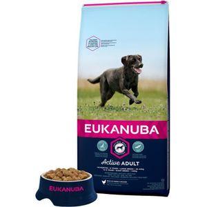CROQUETTES EUKANUBA Croquettes premium chiens adultes grandes