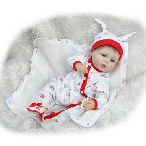 POUPON Réaliste poupée bébé 42cm nouveau-né poupée enfant