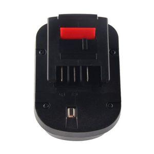 CHARGEUR DE BATTERIE Black & Decker 12V 1500mAh Ni-CD Batterie For FSB1