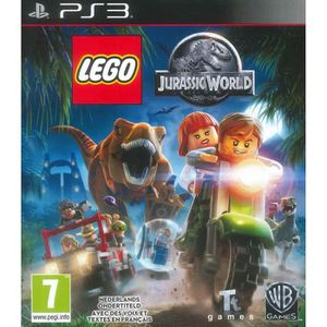 JEU PS3 LEGO Jurassic World : Playstation 3 , ML