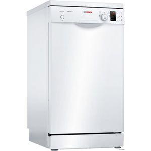 LAVE-VAISSELLE Lave vaisselle 45cm Bosch SPS25CW04E • Lave-vaisse