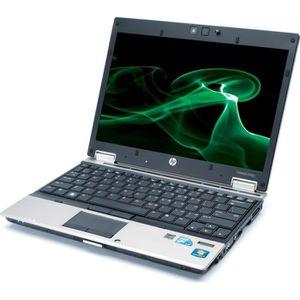 PC RECONDITIONNÉ HP EliteBook 2540P - i7 2.13Ghz 8Go 64Go SSD 12