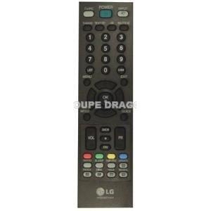 TÉLÉCOMMANDE TV TELECOMMANDE pour telecommande tv dvd sat LG  …
