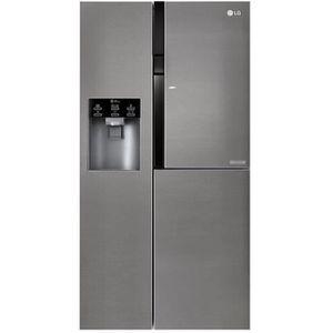 RÉFRIGÉRATEUR CLASSIQUE LG GSJ361DIDV Réfrigérateur-congélateur pose libre